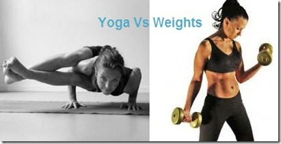 Weight Lifting Yoga Body Vs Weight Lifting Body