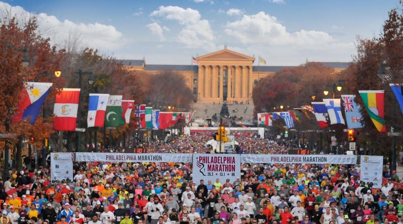 Philadelphia marathon review