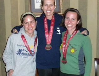 Philadelphia marathon medal