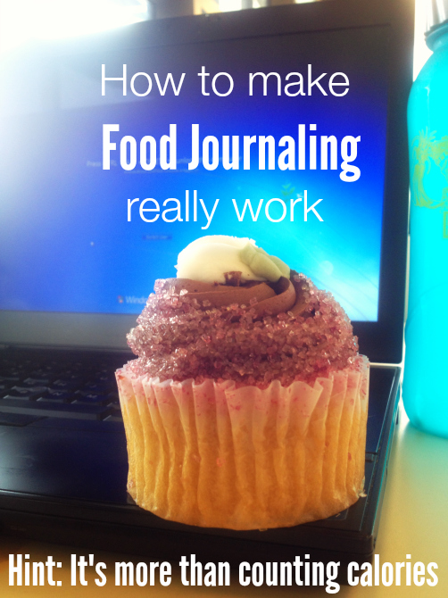 how a food journal can help you change your patterns and break bad habits