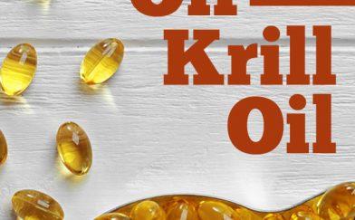 Krill Oil: Happy Runner Knees