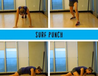 SUP with a Twist: Core Workouts to Mimic the Board