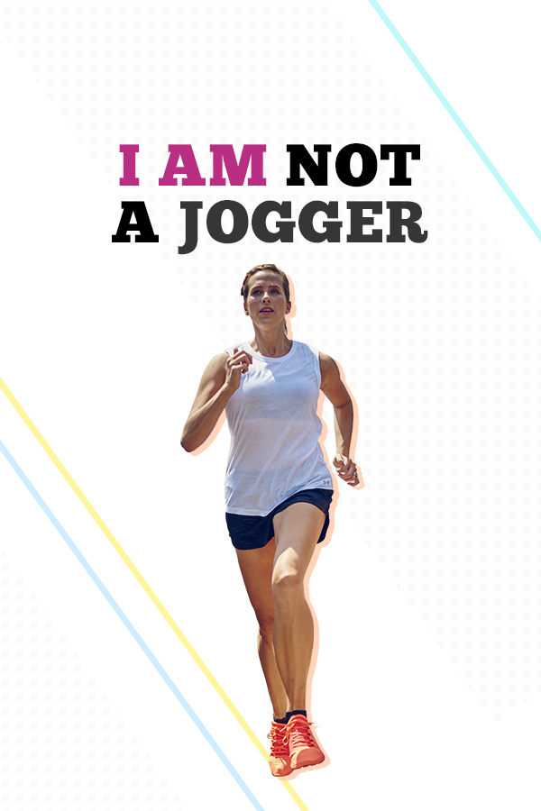 Is there a difference betwee being a jogger and a runner