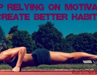 Motivation is overrated