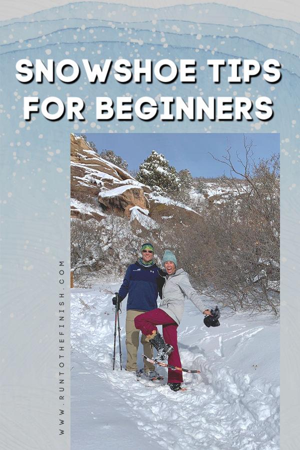 Raquetas de nieve para principiantes