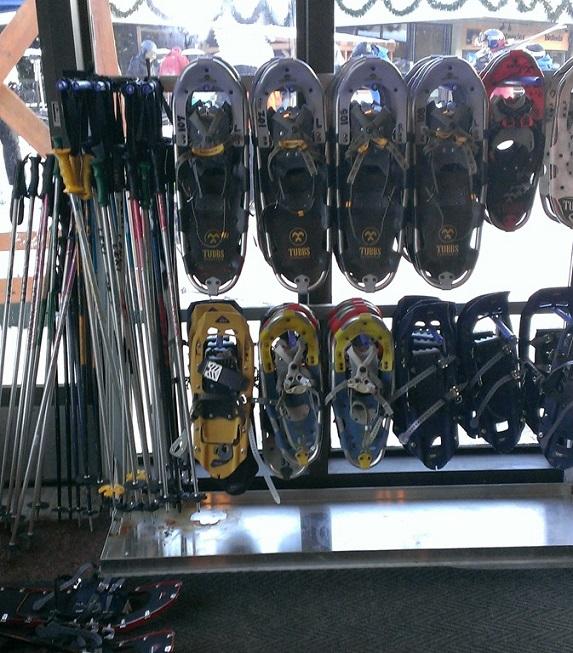 donde ir con raquetas de nieve colorado