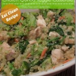 Healthy Chicken Broccoli Casserole – Dairy Free, Gluten Free Goodness