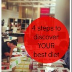 4 Steps to Discovering Your Best Diet