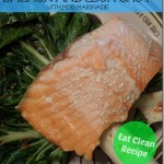 Salmon and Bok Choy with Miso Marinade – #EnduranceFoodies
