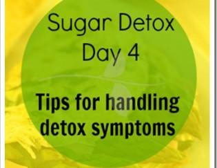 Sugar Detox Diary Day 4: Managing detox symptoms