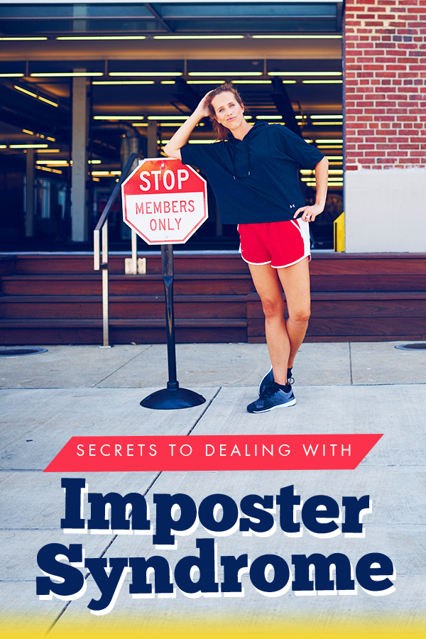 How to overcome imposter sydrome and embrace your flaws