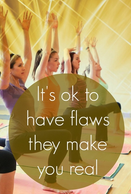 Find power in owning your flaws