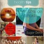10 Fundamental Health Tips – Birthday Edition