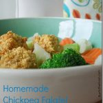 Homemade Chickpea Falafel – Eat Clean Recipe