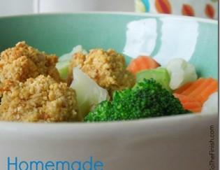 Homemade Chickpea Falafel – Eat Clean Recipe