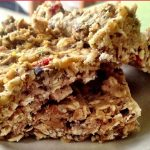 Lentil Bars – Healthy, Quick, No Bake, Breakfast Bars