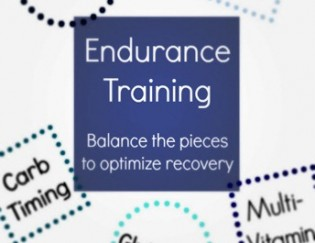 Boost endurance training recovery and performance