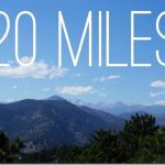 Three 20 Mile Weekends in a Row