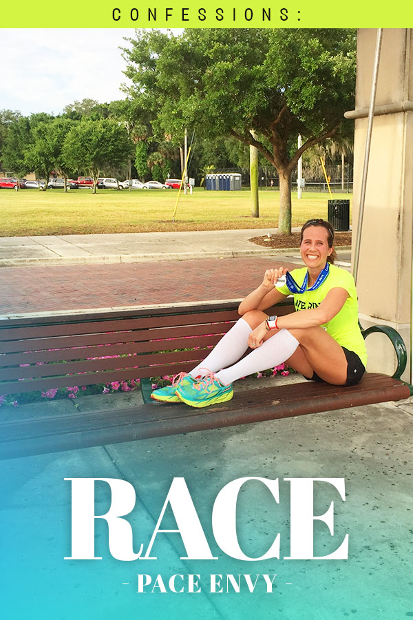 Have pace envy? Here's what to do