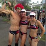 Kona Lesson 2: Let it all hang out – Underpants Run
