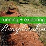 Why I don't map out my runs: RUNsploration