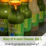 Diary of a Juice Cleanse Day 1: What and How