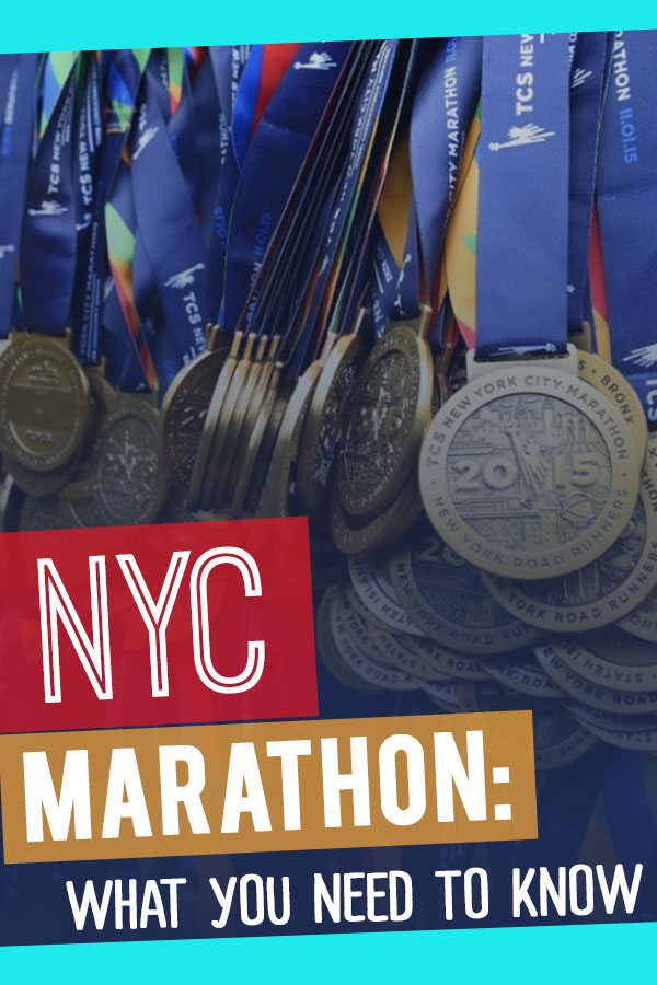 NYC marathon tips and tricks for having your best race - answering your start line questions