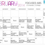 February Ab Challenge