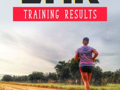 LHR trainign results - how speed increased and what the Maffetone method looks like for marathons