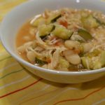 Clean Eating White Bean Chicken Chili – DF, GF
