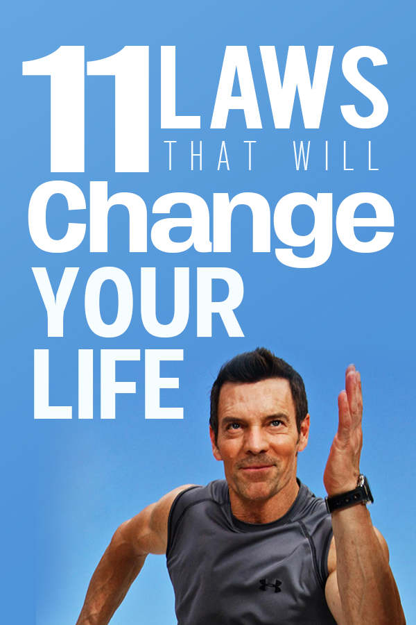 Life Lessons from Tony Horton - find out what it takes to be successful