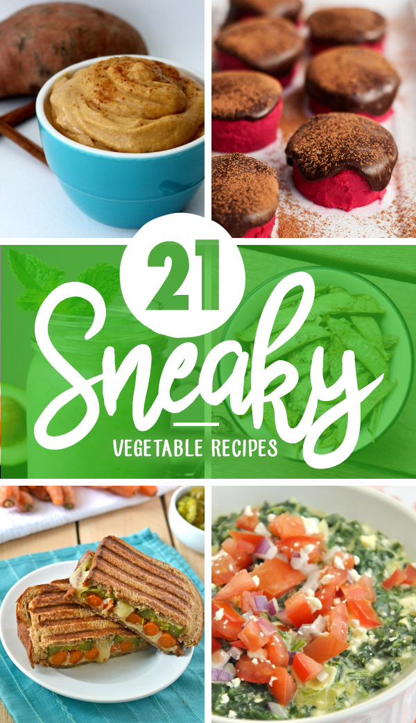 Sneaky Vegetable Recipes