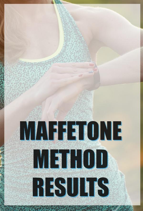 Maffetone Method Results