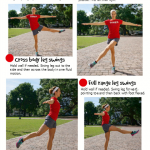 Quick Dynamic Warm Up Routine for Runners