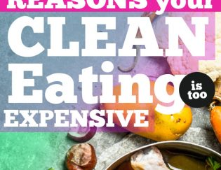 7 Ways to cut the cost of clean eating