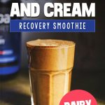 Cookies & Cream Recovery Smoothie – Vegan, GF