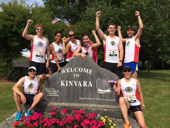 Saucony Kinvara relay