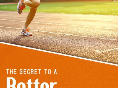 The secret to a better marathon could suprise you!