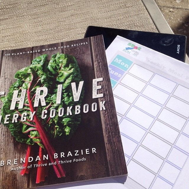 Thrive Energy Cookbook Review