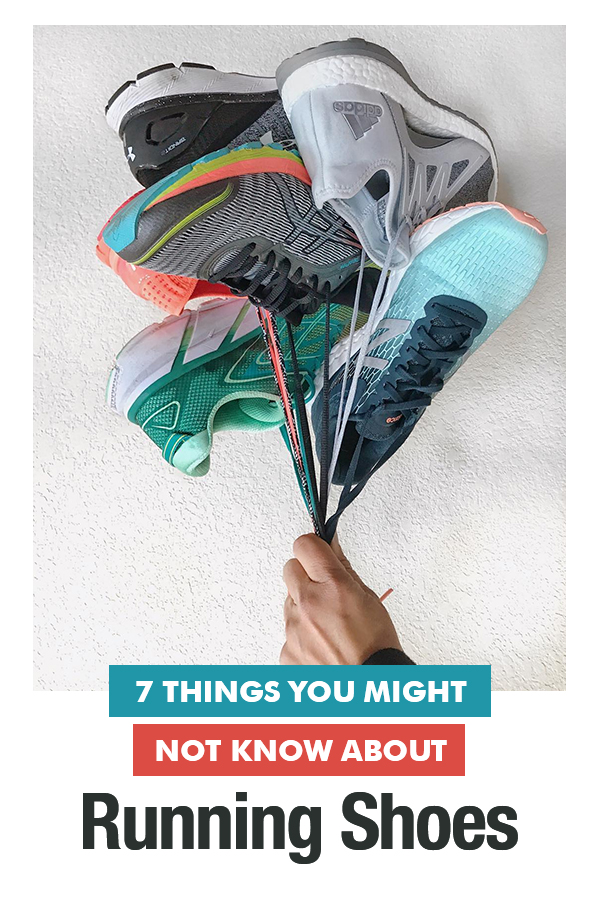 What you need to know to buy the right running shoes