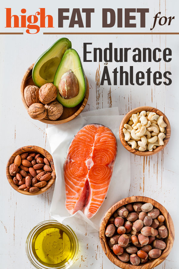 High Fat Diet for Endurance Athletes