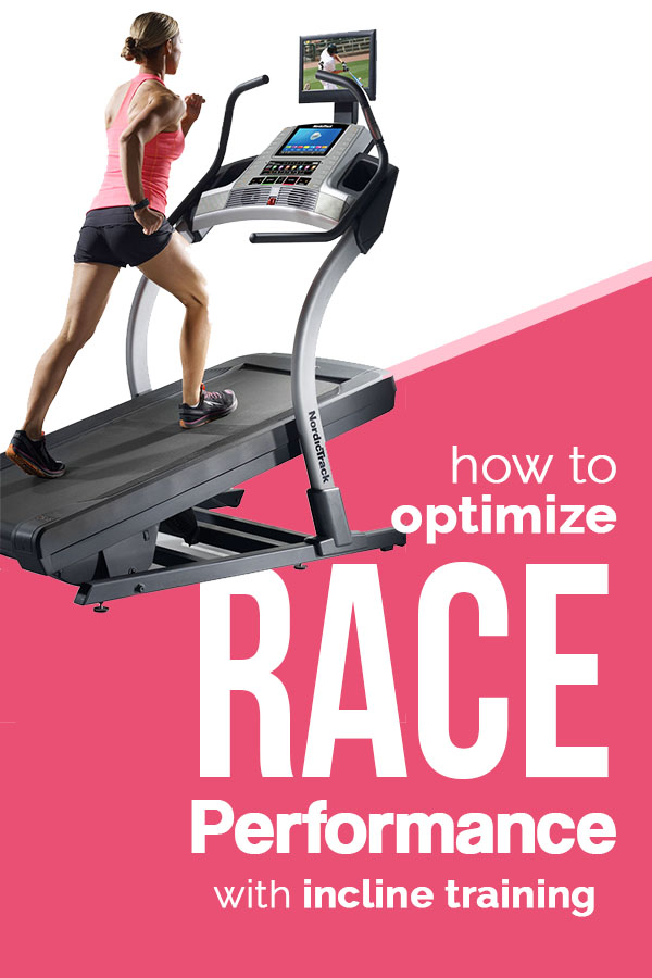How Incline Training can improve your running - use this for marathon training in the winter