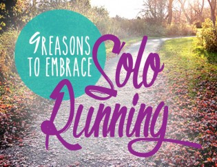 9 Powerful Benefits of Running Alone