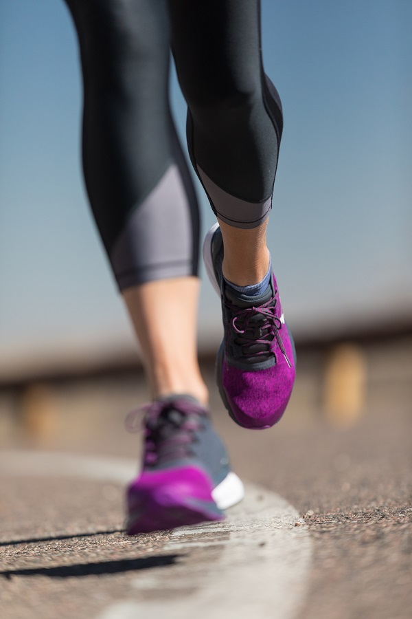 finding the right running shoe