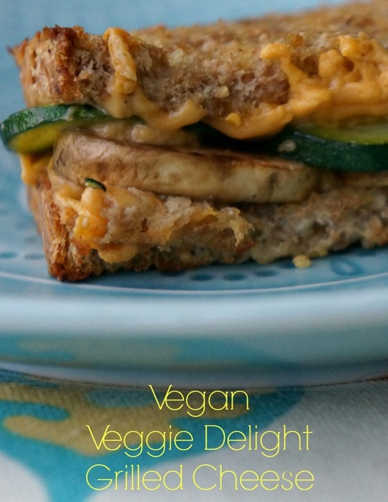 Dairy Free Grilled Cheese Sandwich Ideas - recipes for vegan eaters