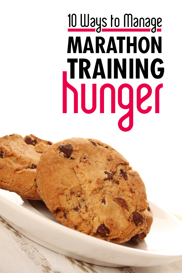 Manage Your Marathon Training Hunger