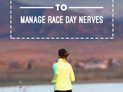 Tips to Manage Race Day Nerves