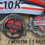Runner's World Heartbreak Hill Hat Trick Race Recap