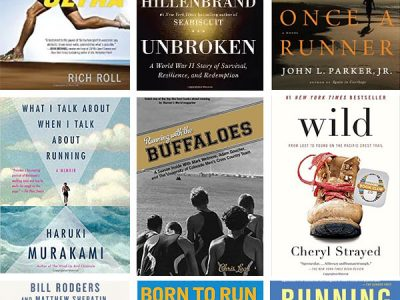 Top 12 Audiobooks for running - great motivators and information
