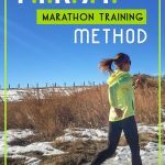 FIRST Marathon Training Method Overview